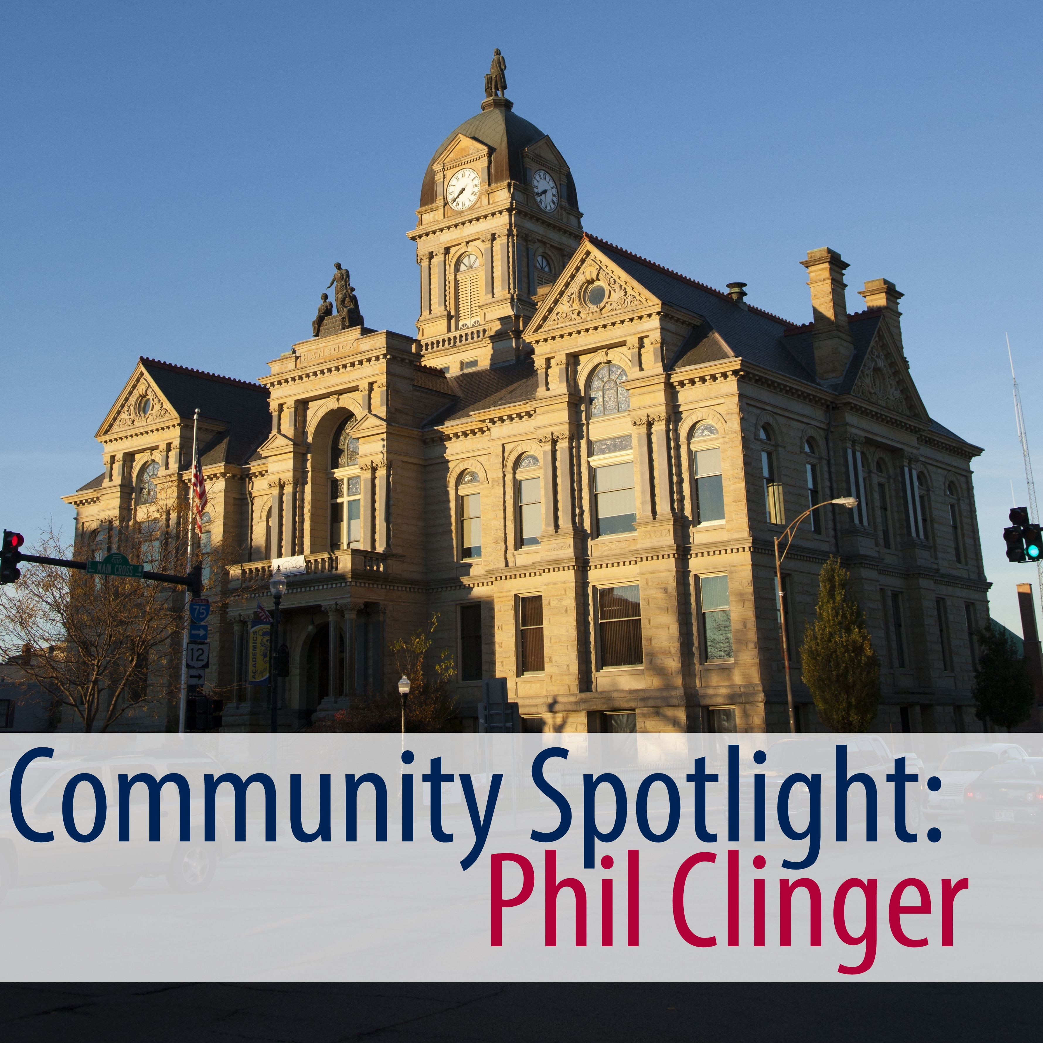 At the heart of Hancock County are the people who make up the community and this month we are shining the spotlight on Phil Clinger, the pilot of the VisitFindlay hot air balloon and co-founder of the Flag City BalloonFest! • VisitFindlay.com