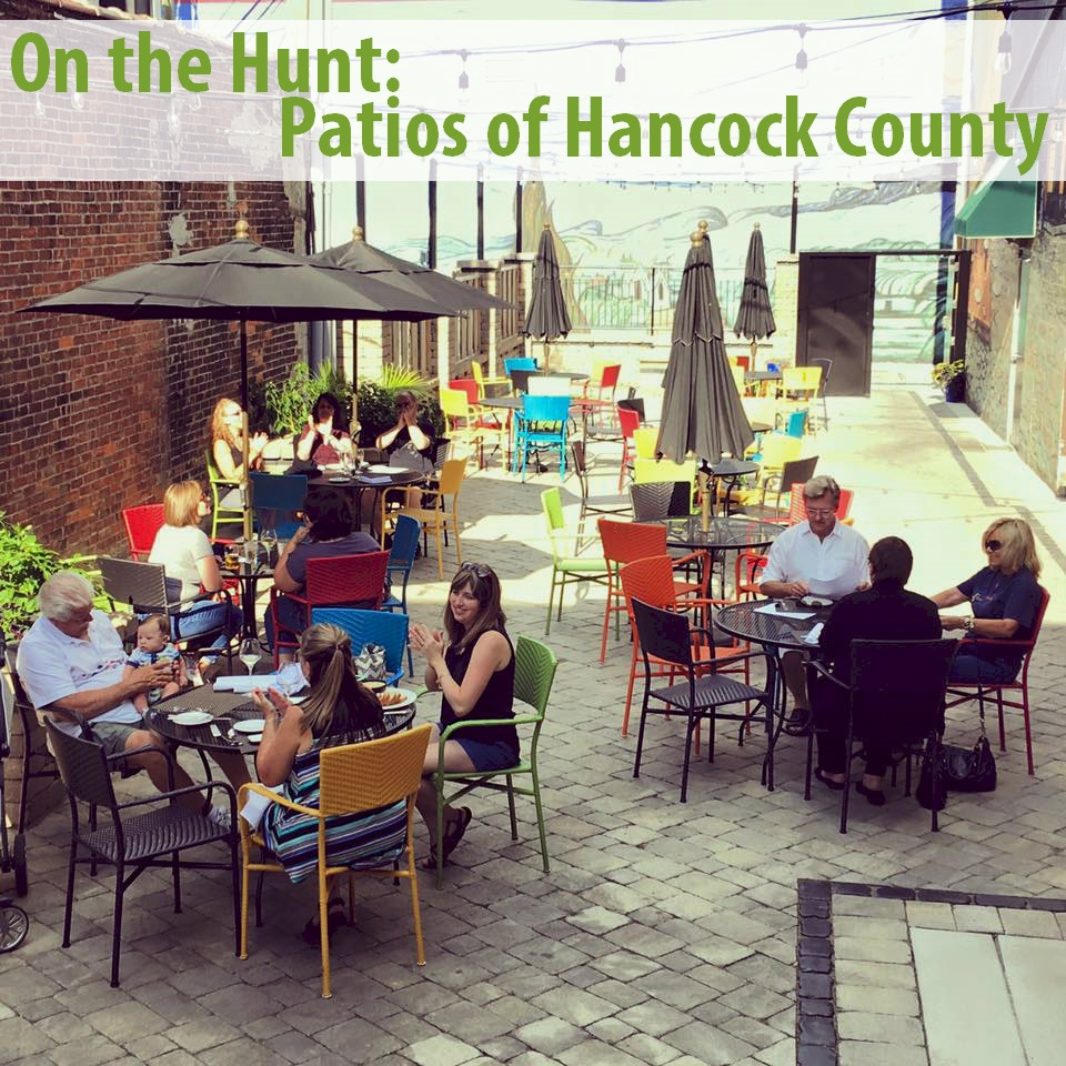 Looking for the best places for patio dining in Findlay? Check out our list of the best in Hancock County! • VisitFindlay.com